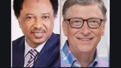 Photo of Covid-19 in Africa: See how Shehu Sanni replied Bill Gates