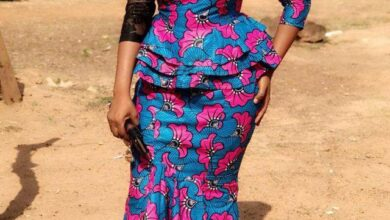 Photo of Stylish Ankara Styles:  Collection of stylish Ankara designs for ladies
