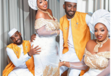 Photo of See how Anita Joseph and hubby celebrated their first wedding anniversary