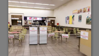 Photo of This Once Fast-Growing Chain Is Permanently Closing a Third of Its Restaurants