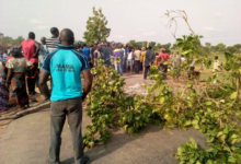 Photo of See Reasons IDPs Block Makurdi-Lafia Highway