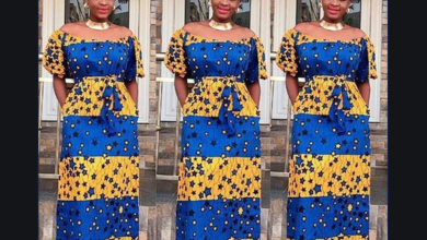 Photo of Long Ankara gowns for ladies: 2021 latest long gown styles for ladies