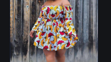 Photo of Short Ankara gowns design that will make you the queen of any event