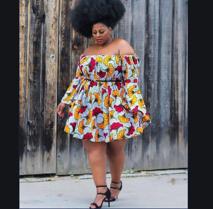 Photo of Short ankara gowns: designs that will make you the queen of any event