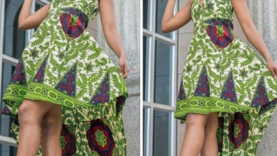 Photo of Trendy Ankara Styles: Trending Ankara Styles For Cute Ladies