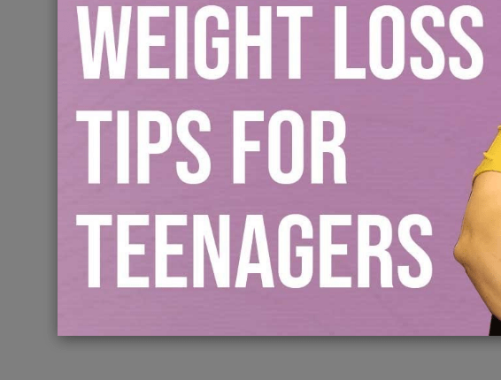 Weight Loss for Teenagers
