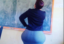 Photo of Meet Lemmy, African Lady with the Widest Hips and Curves