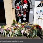 flowers for Two-week-old baby killed by car