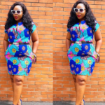 short ankara designs