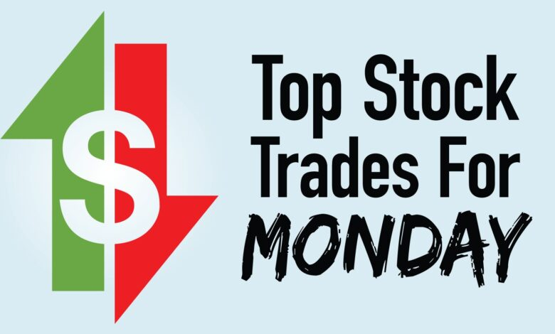 Photo of 4 Top Stock Trades for Monday: COIN, ABNB, FTCH, DIS