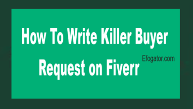 Photo of Buyer Request on Fiverr – How to write killer buyer request on Fiverr