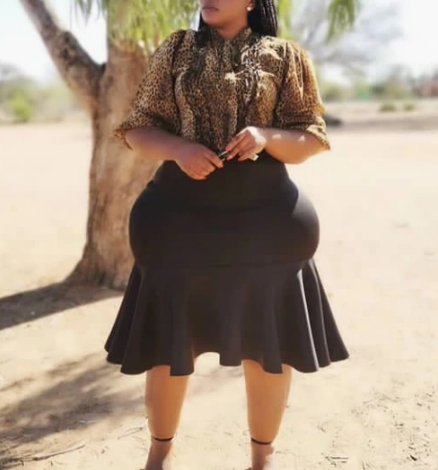 Photo of Curvy women photos: African beautiful women with curves and wide hips