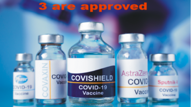 Photo of Different COVID-19 Vaccines Side Effects, Who Should Not Take Them