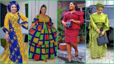 Photo of Gorgeous and Lovely Styles for Church and Other Occasions