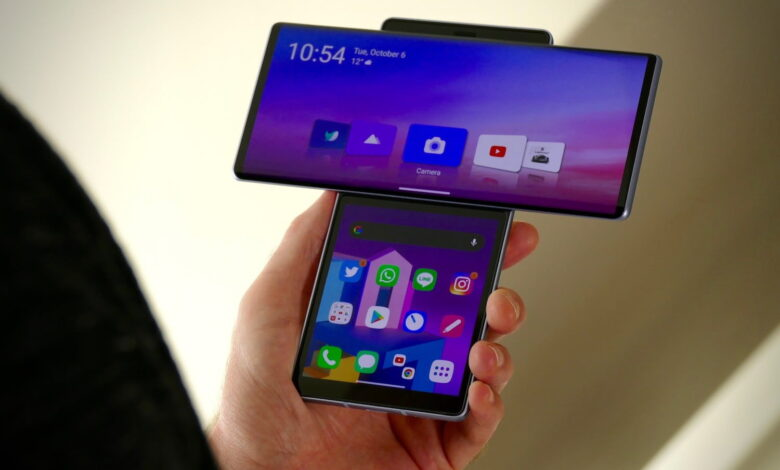 Photo of LG Wing Review: This Novelty Can't Quite Get Off the Ground