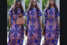Photo of Beautiful Female Ankara Kaftan Fashion Styles for Ladies