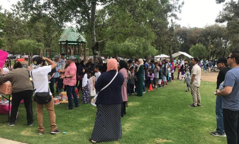 Muslims and Catholics in Orange County to unite for Eid al-Fitr prayers
