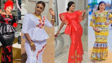 Photo of PHOTOS: Latest African Fashion Designs For Women