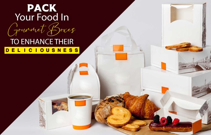 Photo of Pack your food in Gourmet boxes to enhance their deliciousness