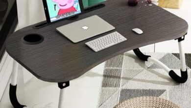 Photo of Portable Laptop Table For 2021