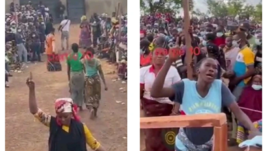 Photo of Conversion to Islam: Video Of Mass Conversion of Women was not Nigeria