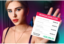Photo of How much do they make on webcam: a girl from Washington shares real figures of her income on Bongacams