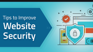 Photo of Enhance Website Security – how to secure a website from hackers