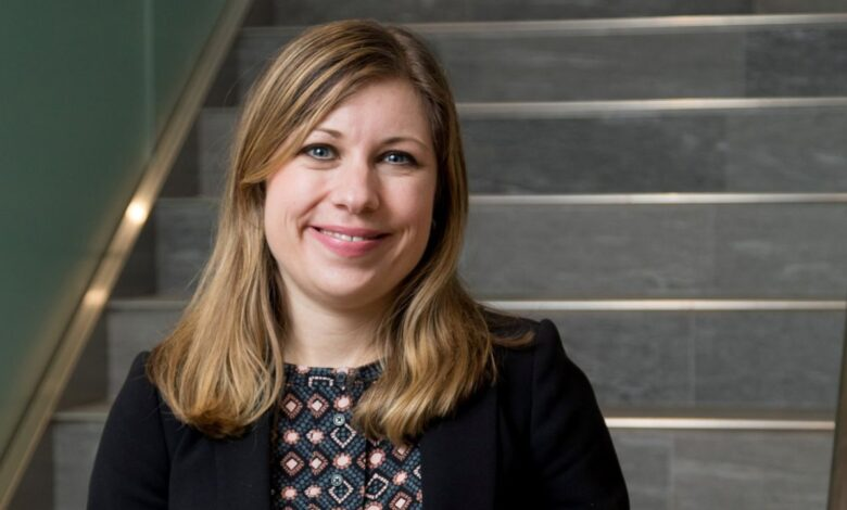 Photo of Hofstra dean Stacey Sikes to be LIA's No. 2 executive in historicmove