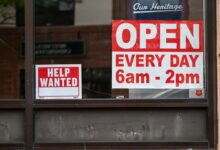 Photo of LIunemployment rate dips below 5% for first time since shutdowns