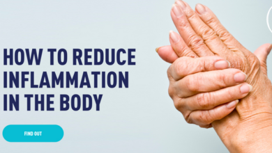 Photo of How to Reduce  Inflammation Instantly and Naturally at Home