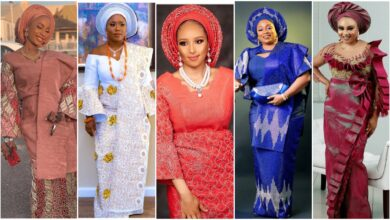 Photo of Stunning and Incredible Asooke Styles You Should Consider
