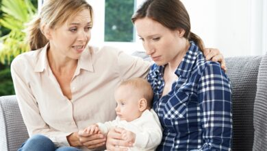 Photo of Tips for Coping with Baby Separation Anxiety