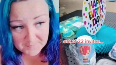 Photo of Mom Left Devastated When No One Turns Up To Her Son's 6th Birthday Party
