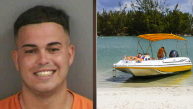 Photo of Florida Man Exposed Himself And 'Waved Penis At Women' From Boat Deck