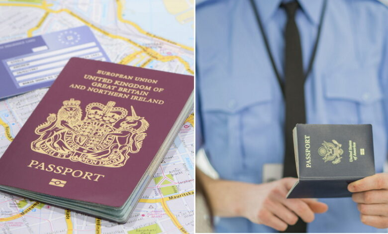 Photo of Pedophiles Could Be Forced To Have 'Danger' Warnings Stamped On Passports And Licenses