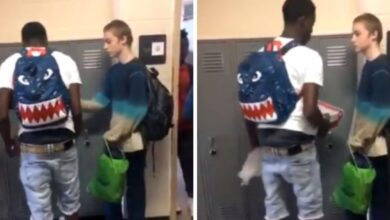 Photo of Teen Who'd Been Bullied His 'Entire Life' Gets Incredible Gift From High School Classmates