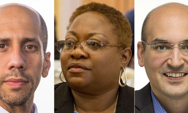 Photo of 3 tapped for state panel that helps to award tax credits, grants to firms