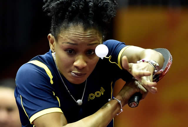 Photo of Tokyo 2020: Offiong advances as Oshonaike crashes out in women's table tennis singles event