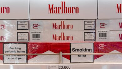 Photo of Philip Morris to stop selling Marlboro cigars and other brands in Britain