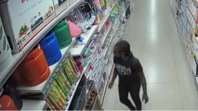 Photo of CCTV Shows 9-Year-Old Set Abuja Supermarket On Fire