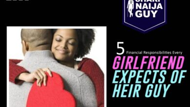 Photo of 5 Financial Responsibilities Every Girlfriend Expects Of Their Guy Part 2