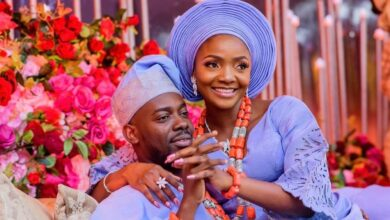 Photo of Adekunle Gold & Simi Share Never-Before-Seen Photos to Celebrate their 2nd Wedding Anniversary