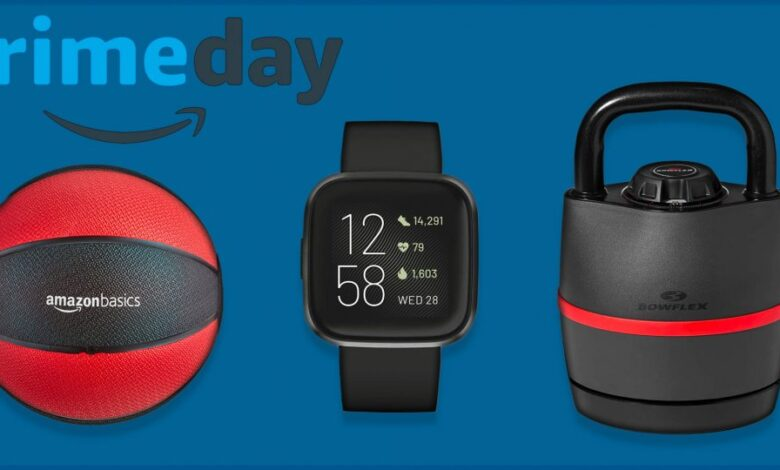 Photo of Amazon Prime Day 2021: Best Fitness Deals