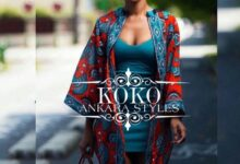 Photo of Checkout These 10 Stylish Ankara Work Outfit
