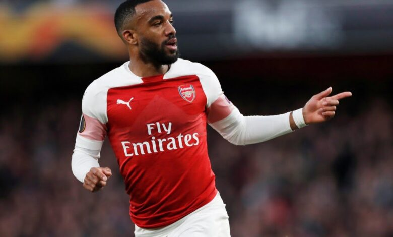 Photo of Arsenal put Lacazette for sale to fund Tammy Abraham's transfer