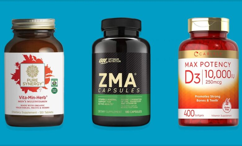 Photo of Best Vitamins for Men That Can Boost Sex Drive