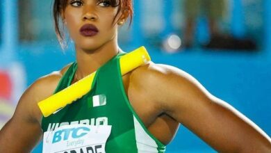 Photo of Nigeria's Blessing Okagbare Suspended From Tokyo Olympics