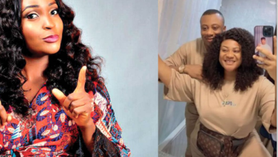Photo of Blessing CEO Shades Nkechi Blessing For Revealing Her Man