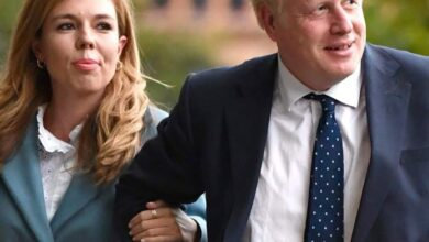Photo of Boris Johnson And Wife, Carrie, Announce They Are Expecting Second Child