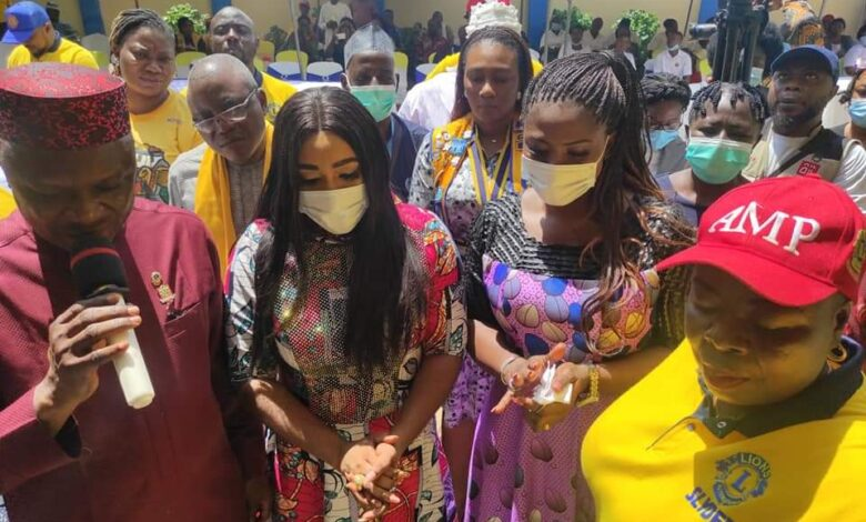 Photo of C'River Govt Takes Charge of Newly Renovated Health Facility by Lion's Club